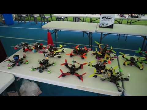 2016 KOREA DRONE CHAMPIONSHIP SKETCH