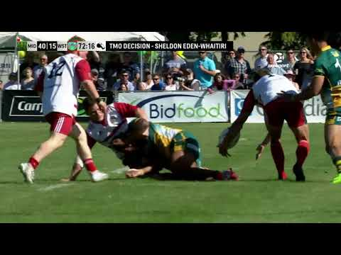 LOCHORE CUP HIGHLIGHTS: Mid Canterbury v West Coast