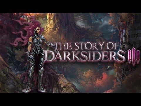 Darksiders 3 Explained: Full Story & Lore Breakdown - Before