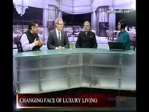 Changing Face of Luxury on NDTV PROFIT