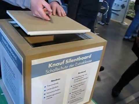 Knauf Silentboard кнауф silentboard звукоизоляция экстра класса