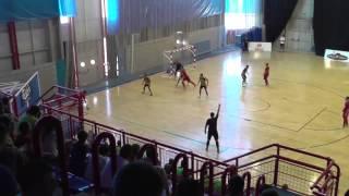 Lynx FC - Sievi Futsal 26.8.2015 (Uefa Futsal Cup)