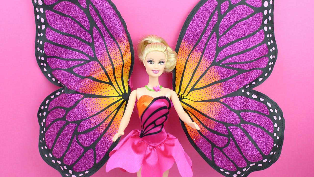 Barbie Mariposa (Mattel Y6372) | Muñeca Barbie la Princesa de las ...