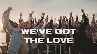 WE'VE GOT THE LOVE   DOZA 2021