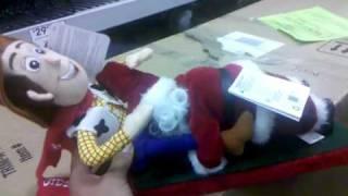 Santa is gay! (Bored at lowes)