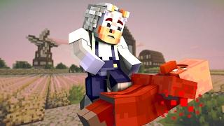 Minecraft Wieśniacy- WSZYSCY ZGINĘLI!