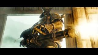 DJ WEF - Sucker punch - samurai fight
