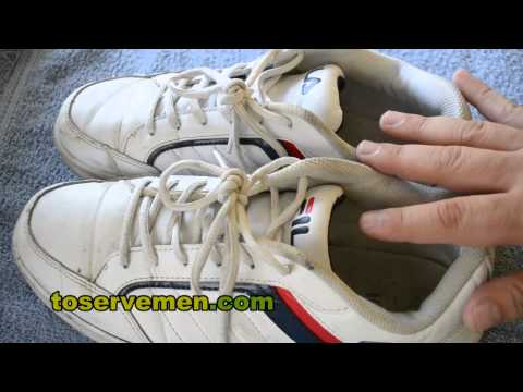 How to remove the STINK from your shoes – No more foot odor, stinky, smelly feet.