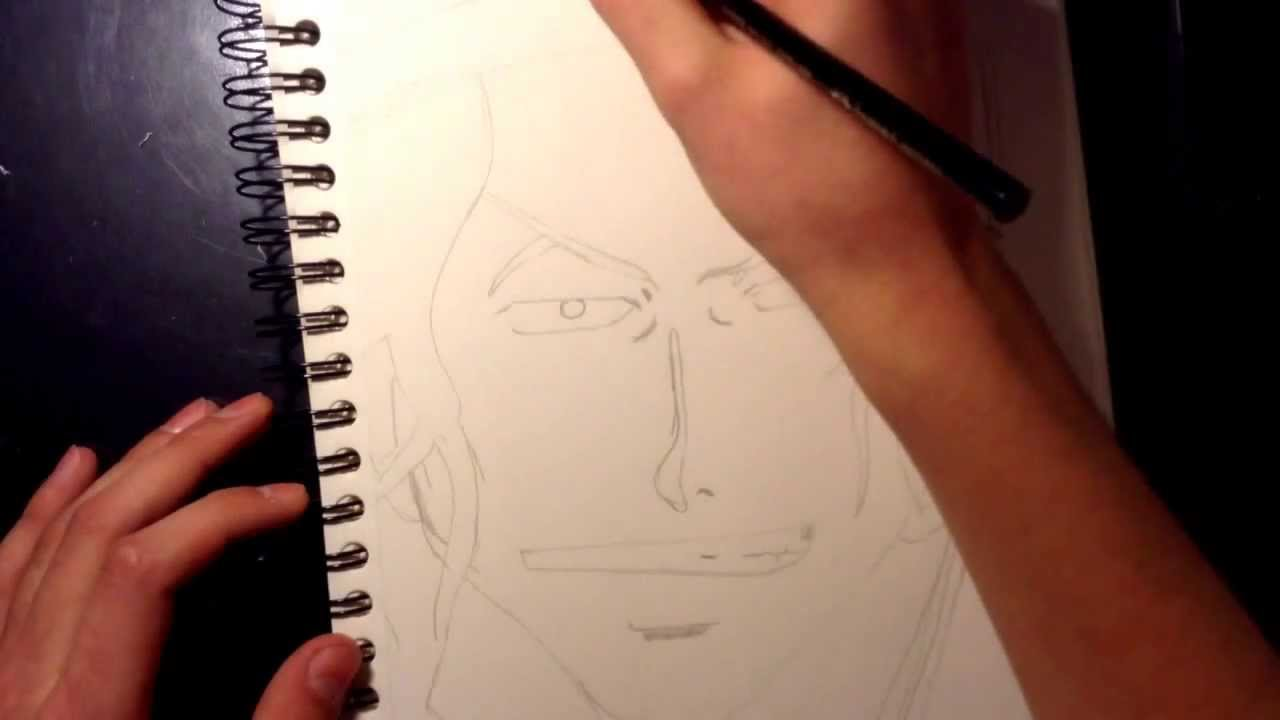 Comment Dessiner Ace One Piece Youtube