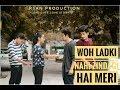 Wo Ladki Nahi Zindagi Hai Meri | Cute Love Story | Short Movie | R3AN PRODUCTION