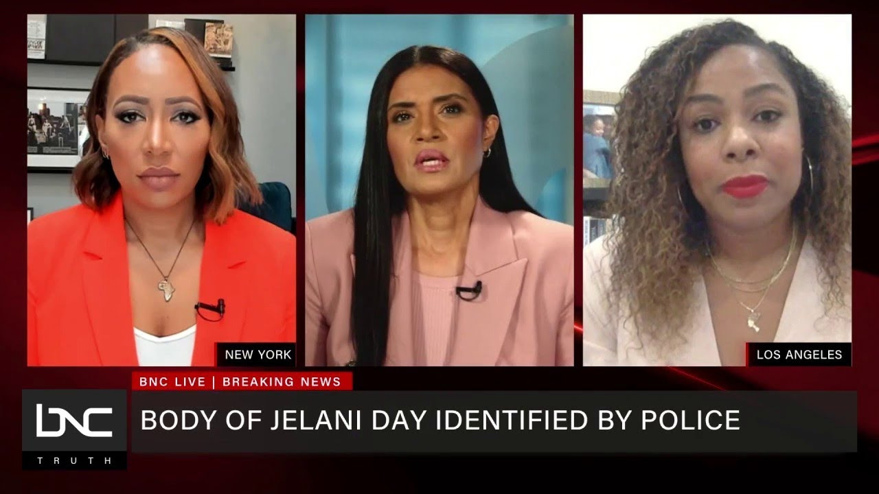 Jelani Day: Illinois coroner identifies body as missing graduate ...