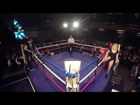 Ultra White Collar Boxing | York | Ed Kelly VS Wayne Pilmoor