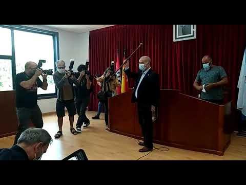 El socialista Alberto García recupera la Alcaldía de Catoira