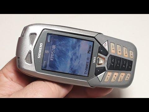 Siemens M65 T-Mobile Phone. Telefon Aus Deutschland. Капсула времени