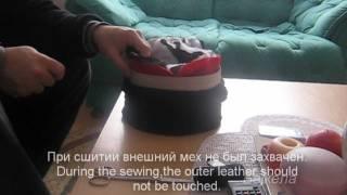 How to sew Cuban Cossack hat/ Как сшить Кубанку
