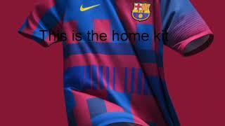 efb5baf568a Barça kits for next season    leaked