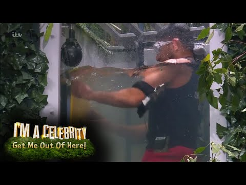 Amir Khan Takes on the Flushed Out Bushtucker Trial! | I'm A Celebrity…Get Me Out Of Here!