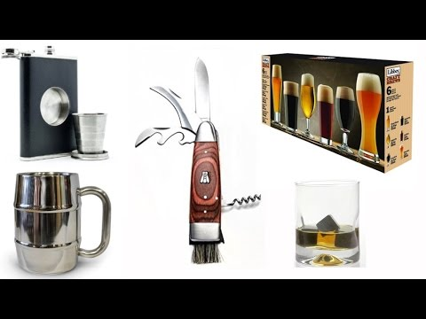 Top 10 Gift Ideas for Alcohol Lovers