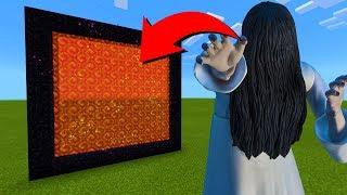 How To Make A Portal To The Sadako Dimension in Minecraft!