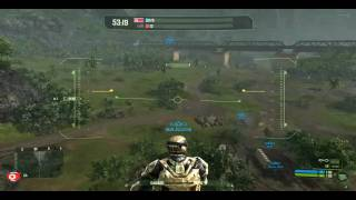 Crysis Wars Multiplayer Gameplay in HD