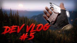 Six New Weapons! Terrain Redesign! Dev Vlog #5 | Dead Matter News