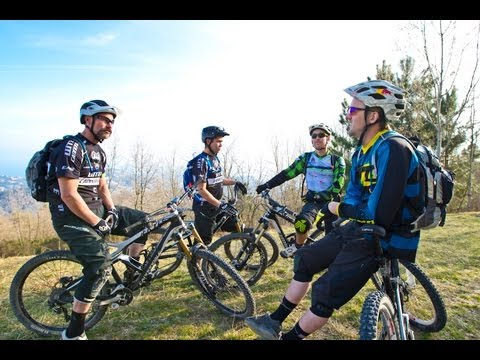 Cannondale MTB Team Camp 2012