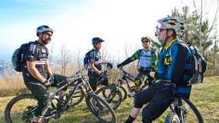 Cannondale MTB Team Camp 2012