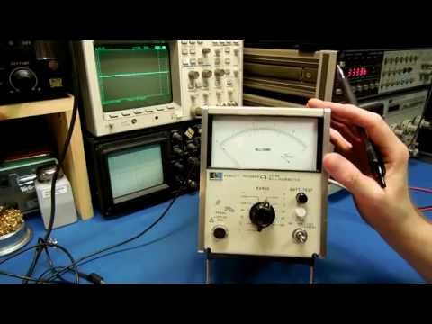 GBPPR Vision #31: HP4328A Milliohmmeter Overview & Probe Construction