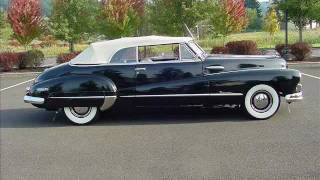 1948 Buick Roadmaster Convertible - Beautiful and Classy! - SOLD!