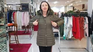 af903c1eb Jaqueta Estofada Alongada Forro Apeluciado Safira Fashion