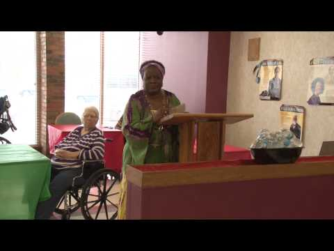 Lake County Nursing & Rehab Center Black History Program