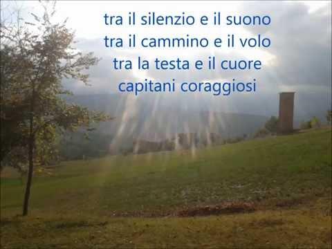 Capitani coraggiosi -Testo(Claudio Baglioni & Gianni Morandi)