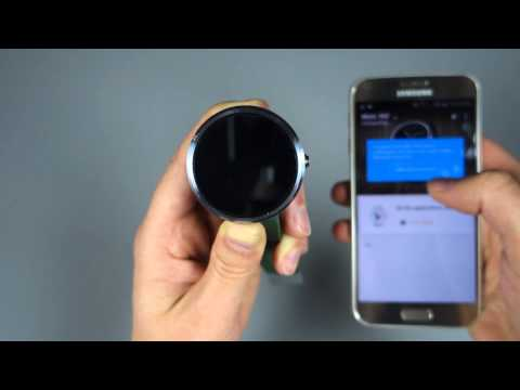 How to: Setup and Use WiFi on Android Wear