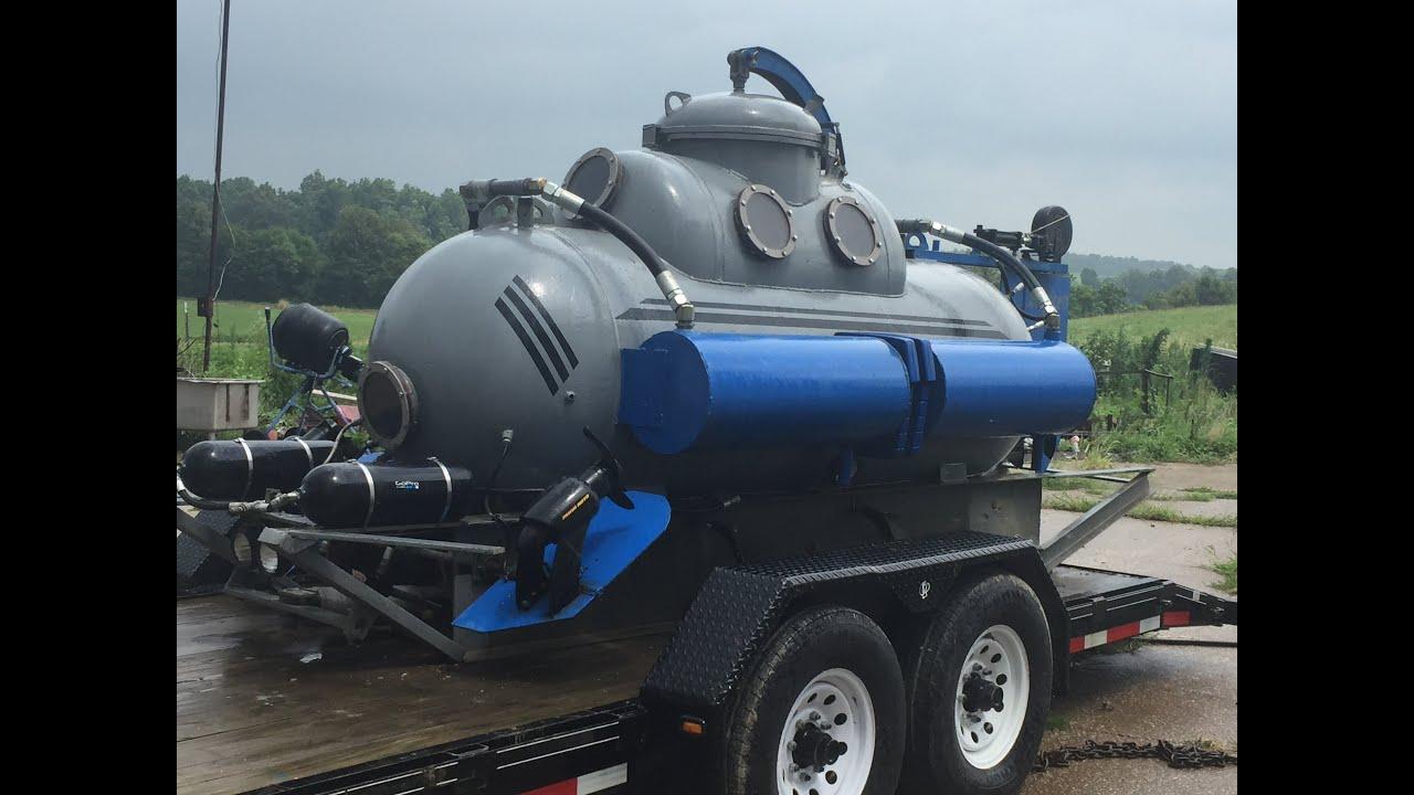 How To Make A Homemade Submarine - Homemade Ftempo