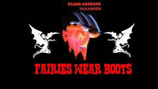 Fairies Wear Boots (Basement Tapes Black Sabbath)