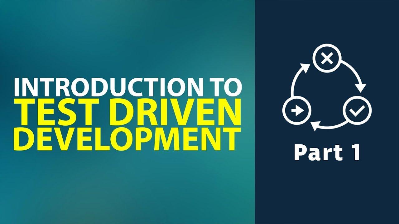 Test driven development tutorials for beginners tdd guide youtube test driven development tutorials for beginners tdd guide baditri Images