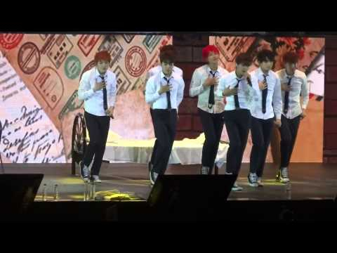 [FanCam] 20141207 BTS - Just One Day TRB Manila