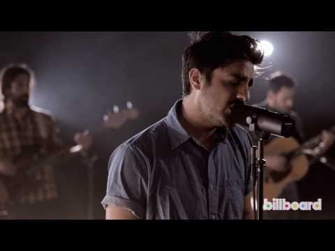 """Young the Giant Perform """"Crystallized"""" at Billboard Studios"""