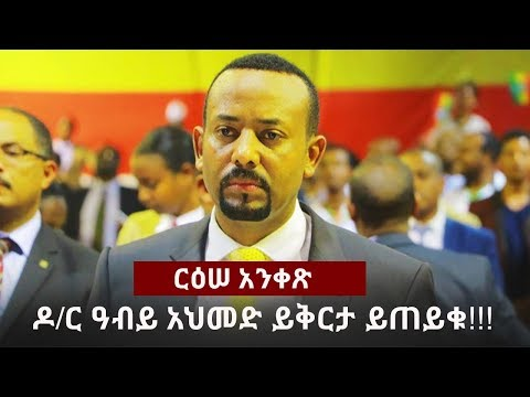 Dr Abiy Ahmed Should Apologize For Remarks:  Voice Of Amhara States
