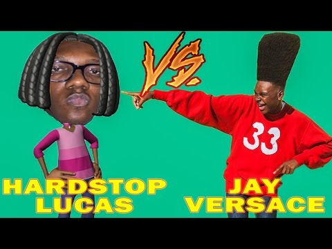 HARDSTOP LUCAS Vines Vs JAY VERSACE Vines (W/Titles) Best Vine Compilation 2017