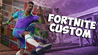 FORTNITE DUO + CUSTOM ARE YOU GOING TO WIN TODAY??? 2000 V-BUCKOS SKIN GIFTELAND 35.000 SUBSCRIBERS