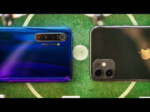 Realme XT Vs IPhone 11 Camera Comparison - Is The IPhone Worth 4 Times As Much?