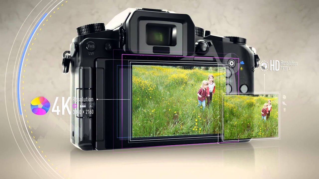 Panasonic LUMIX DMC-G7 - cover