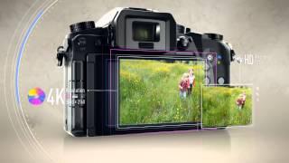 Panasonic Lumix DMC-G7 14-42mm Lens Mirrorless G7 - Garansi Resmi