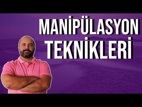 Manipulasyon Teknikleri