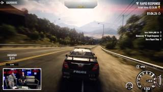 Need for Speed Rivals PlayStation 4 Gameplay (Demo) - IGN Live