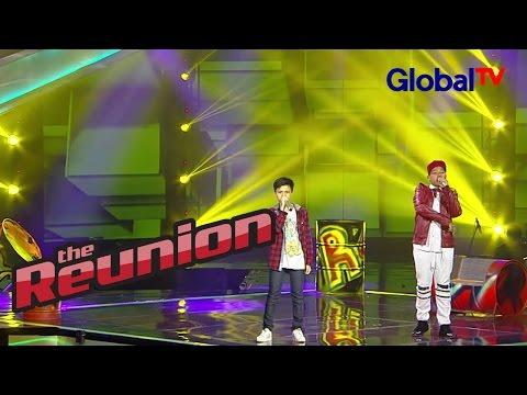 "Gaizzka, Gilbert ""Stereo Heart"" I The Reunion GlobalTV 2016"