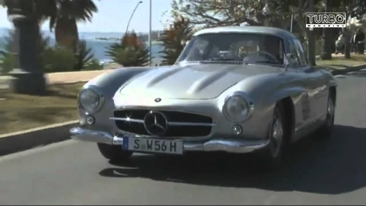 mercedes 300 sl papillon youtube. Black Bedroom Furniture Sets. Home Design Ideas