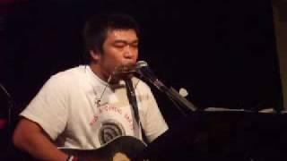竹原ピストル 2009年6月21日 新宿スモーキンブギにて http://blog.goo.n...