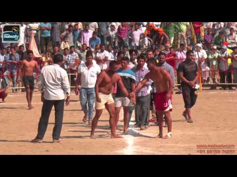 BAGOWAL (Balachaur) Kabaddi Tournament || 12th OCT-2014 || HD || Part 1st..